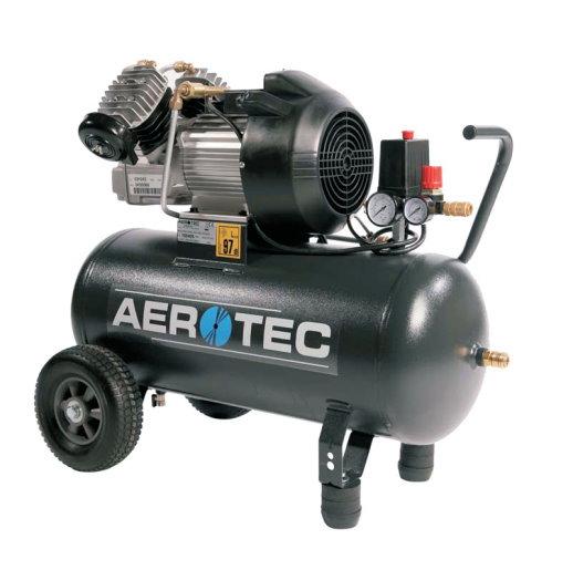 aerotec druckluft kompressor 400 50 kolbenkompressor 50. Black Bedroom Furniture Sets. Home Design Ideas